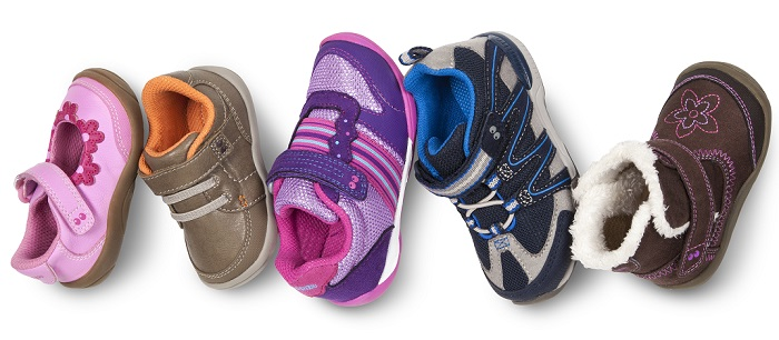 2c510d119c Calling all moms! Here's a collection for us to get seriously excited  about. Target teamed up with beloved and trusted children's footwear brand  Stride Rite ...