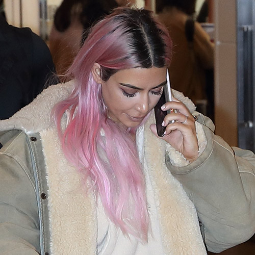 Kim Kardashian Has Pink Hair Here S How Brunettes Can Achieve Her Mermaid Look Too