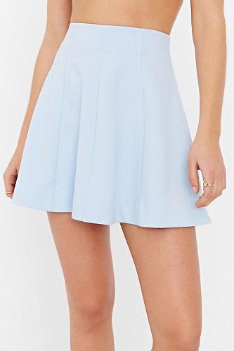 kimchi blue flirt with me skirt