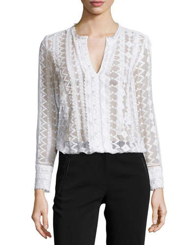 Images of Pretty White Blouses - Reikian
