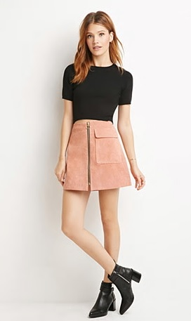 Real Suede Forever 21 | Genuine Leather Forever 21