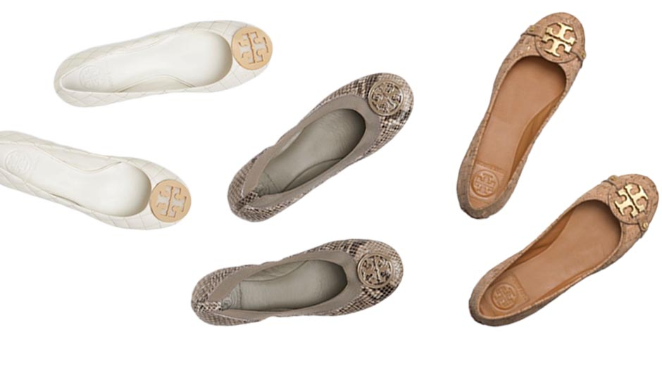 The sale is going on now until Friday, August 14. The best part is that Tory  Burch's famous flats ...