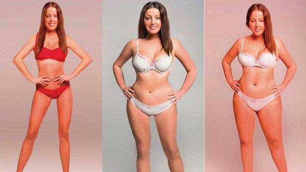 18 Countries Photoshopped Their Ideal Beauty Standards On This Girl--See The Pics