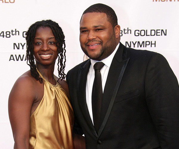 Anthony Anderson and his wife Alvina are filing for divorced