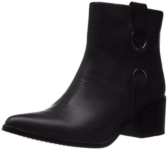 Shop Emma Roberts' Leather Boots