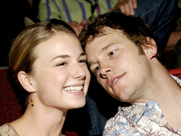 Emily Vancamp Chris Pratt TV Siblings Who...