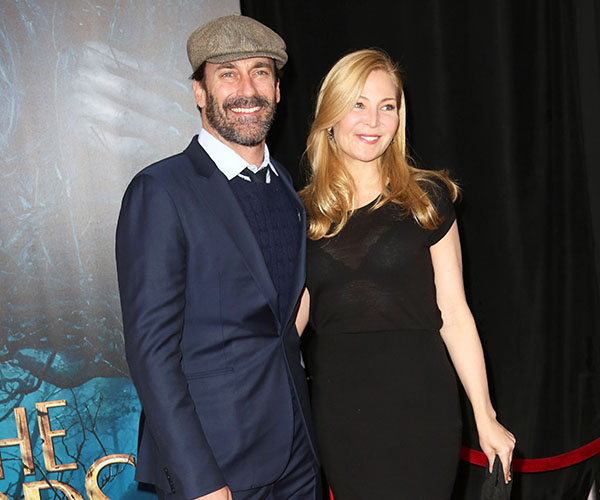 Jon Hamm and Jennifer Westfeldt have ended their relationship