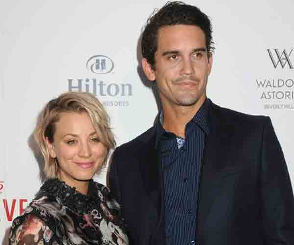 Ryan Sweeting and Kaley Cuoco are divorced