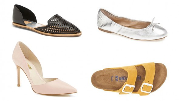 Nordstrom's End-Of-Summer Sale Is Full Of Shoes You Need In Your Life