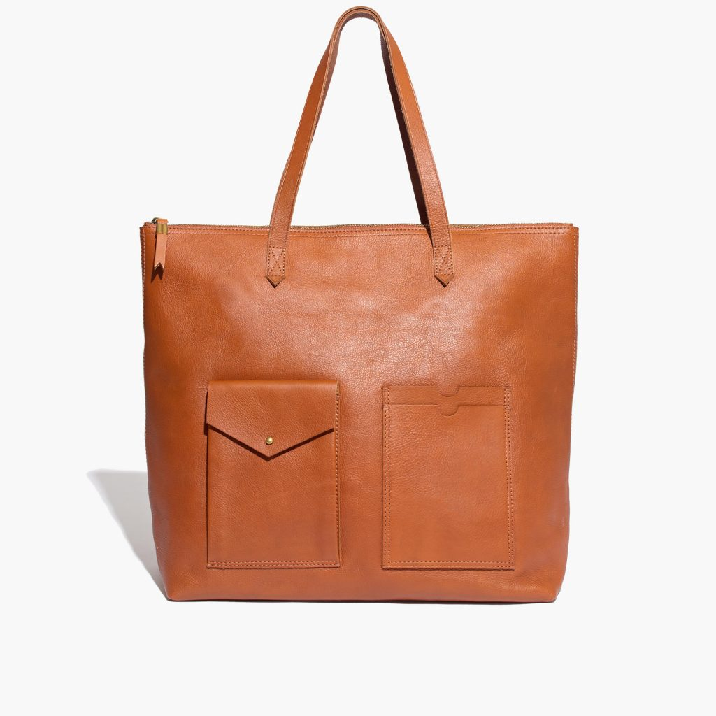 Zip Transport Tote