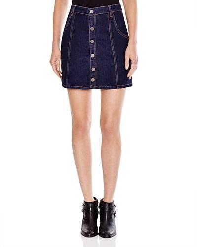 blanknyc denim skirt