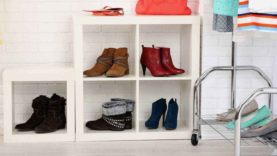 3 Ways To Organize Your Boots For Fall And Winter