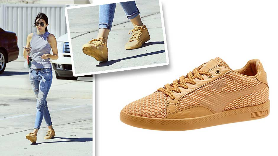 Puma Shoes For Women Gold