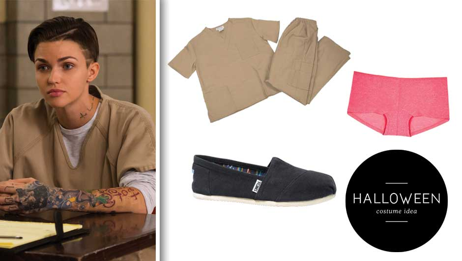 One of the main reasons why Orange Is The New Black was so damn good this season was because of Ruby Rose aka Stella Carlin. She certainly made things at ...  sc 1 st  SHEfinds & Ruby Rose Halloween | Ruby Rose Orange Is The New Black