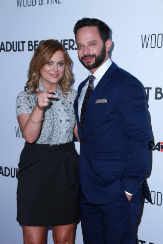 Amy Poehler and Nick Kroll have split up