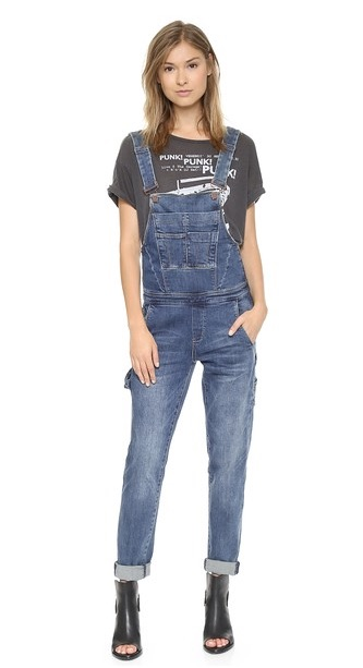 Blank Overalls