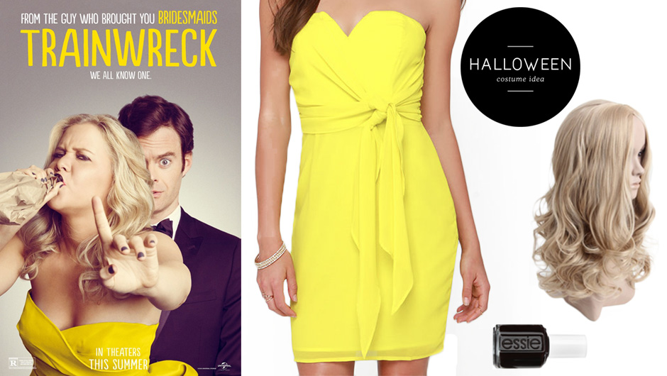 Hereu0027s Your Amy Schumer Halloween Costume & Amy Schumer Costume | Trainwreck Costume | Amy Schumer Halloween
