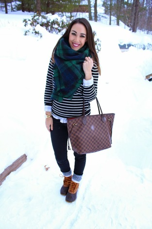Brilliant  Boot Outfits Winter Duck Boots Outfit Winter Duck Boots Outfits Preppy