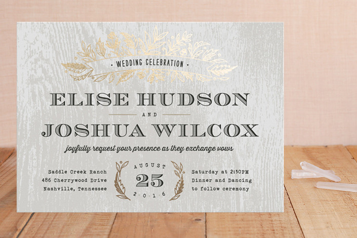 Proper Wording For Wedding Invitations: How To Word Wedding Invitations
