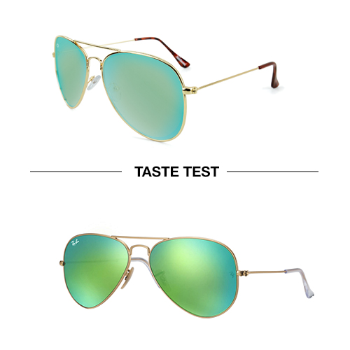 Can You Tell The Cheap Aviators From The Ray-Ban Aviators  a1b9b713958f
