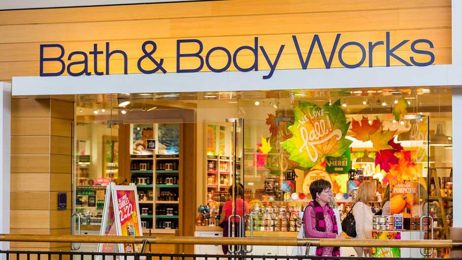 About bath body works best bath body works products for Where are bath and body works products made