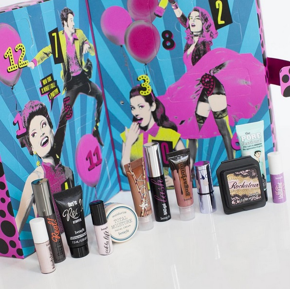benefit party poppers set