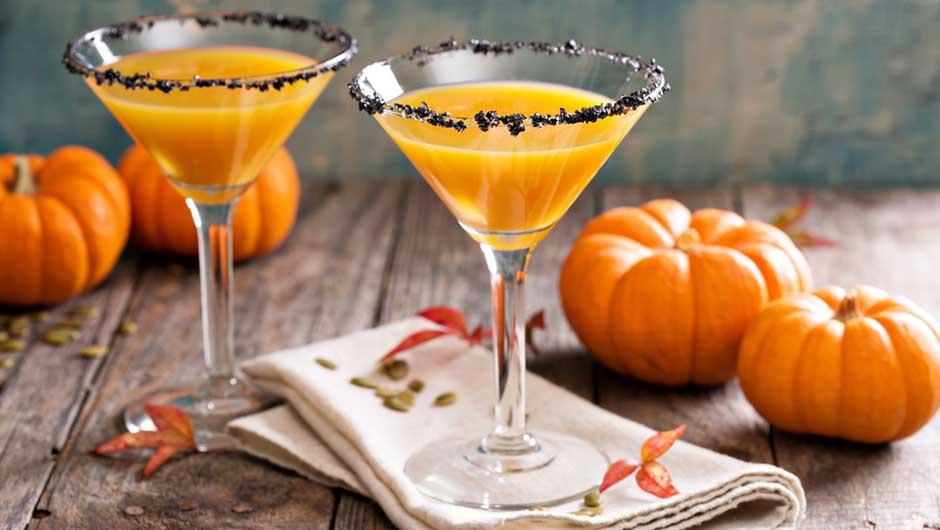 алкогольные коктейли на хэллоуин рецепты с фото