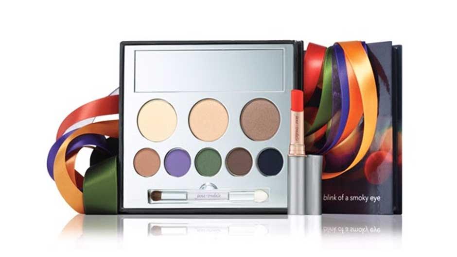Jane Iredale Smoky Eye Kit | Jane Iredale Smoky Eye Palette Review
