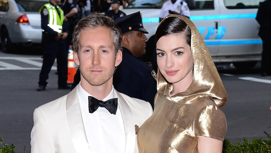 Anne Hathaway Now Pregnant