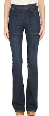 FRAME Le Flare Jeans