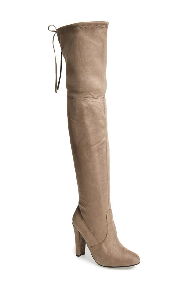 Steve Madden Gorgeous Over The Knee Boot