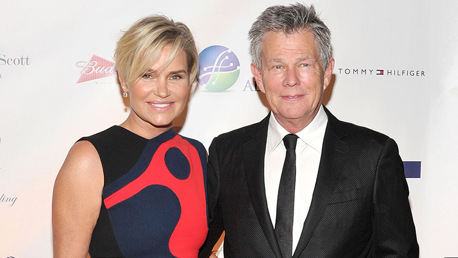 Yolanda and David Foster have broken up