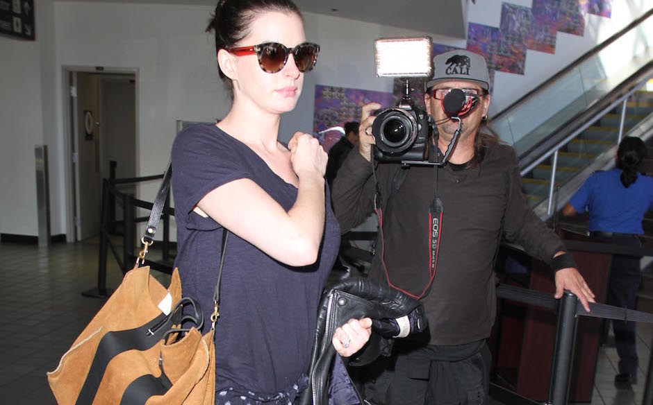 Anne Hathaway Is In Her Second Trimester