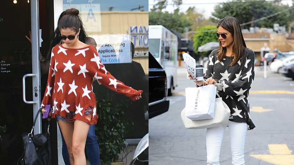 Wildfox Star Sweater | Wildfox Lenon Sweater | Wildfox ...