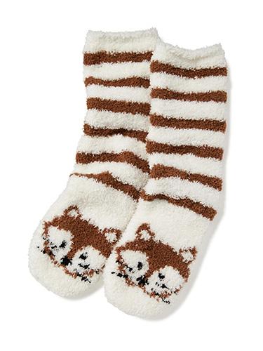 Chenille Cozy Socks for Women