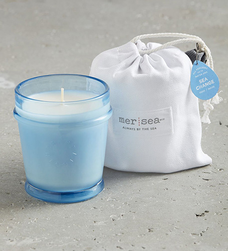 Sea Change Sandbag Candle