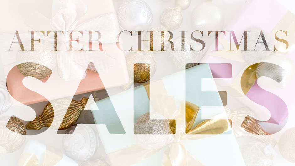 the best after christmas sales because after shopping for others its time to treat yourself - Best Sales After Christmas