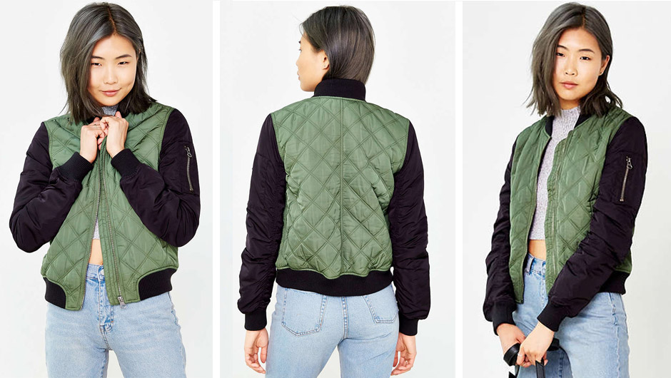 Cool Bomber Jackets - Coat Nj
