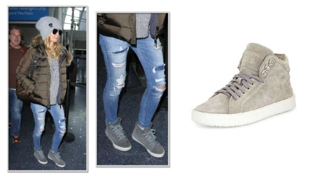 Heidi Klum's Cool rag & bone Kicks Are The Ultimate Boot Alternative