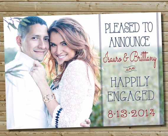Creative Ways To Announce Engagement: Engagement Announcement Ideas