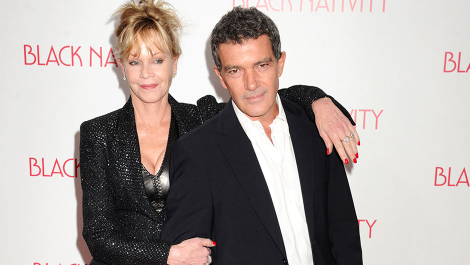 Melanie Griffith and Antonio Banderas are officially getting a divorce