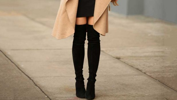 How To Wear Over-The-Knee Boots If You're Not A Street Style Star