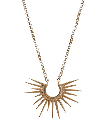 Rays Necklace