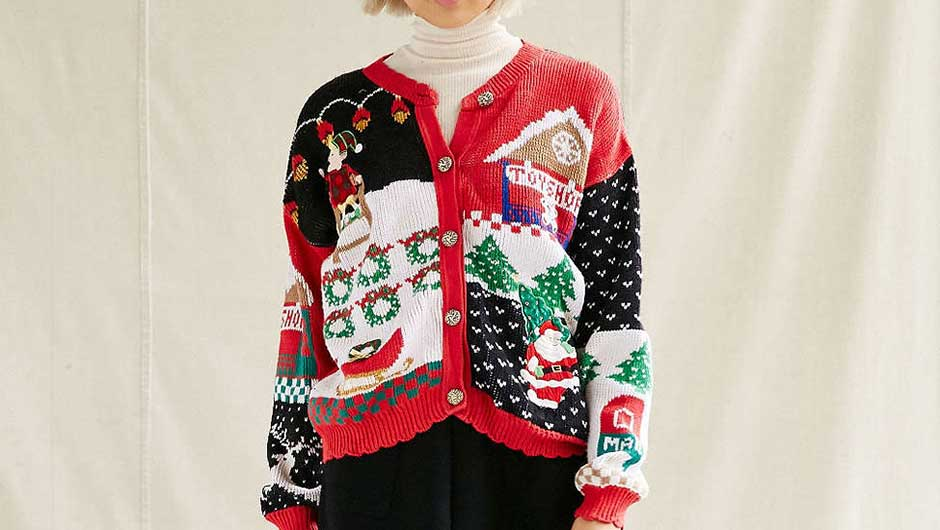 Ugly Christmas Sweaters Ugly Holiday Sweaters