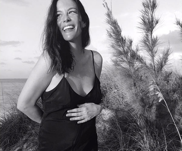 Liv Tyler is also pregnant again
