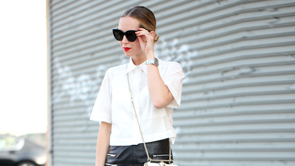 The One Color You Should Always Wear On A Job Interview