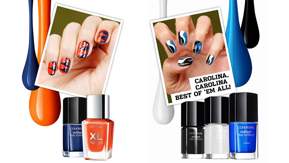 Fanicures | Best NFL Nail Polishes