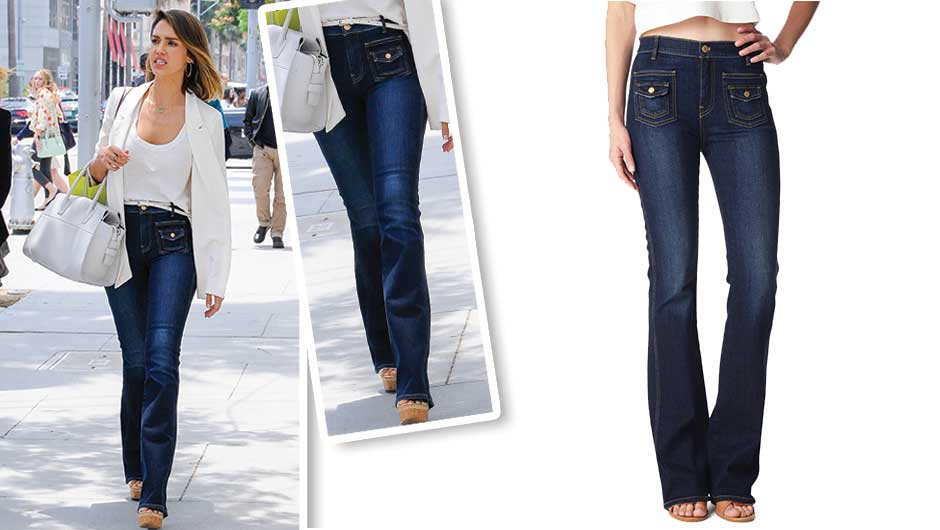 Celebrities Favorite Jeans | Celebrity Denim