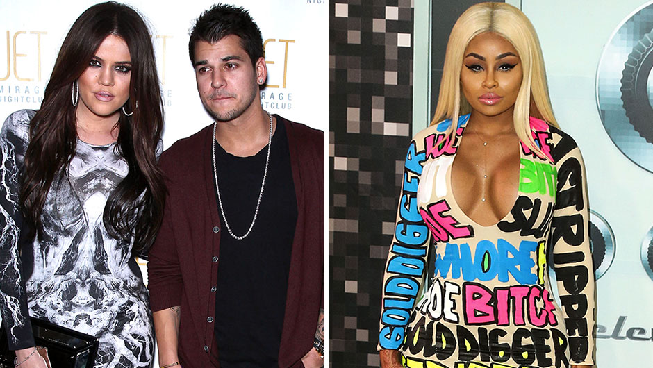 Kylie Jenner Is Dating Tyga, And Blac Chyna