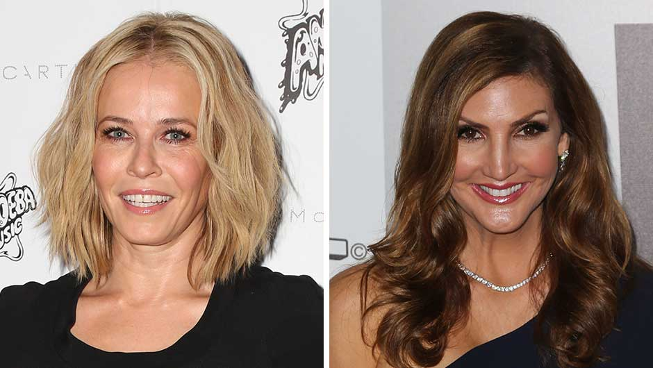 Heather McDonald Reignites Feud With Chelsea Handler